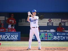 バッター小杉 / Yokohama Stadium (zaki.hmkc) Tags: baseball 選手 打者 小杉陽太 横浜denaベイスターズbaystars