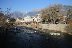 2015 12 06 Alto Adige - Merano - Mercatini di Natale_0039 (Kapo Konga) Tags: fiume altoadige merano mercatini mercatinidinatale passirio