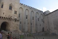 Palais des Papes (rfzappala) Tags: france europe place palace des palais avignon languedoc papes popes 2015