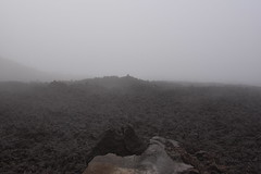 DSC_5640 (Kent MacElwee) Tags: latinamerica fog volcano highlands guatemala antigua centralamerica pacaya lavarocks activevolcano volcanpacaya