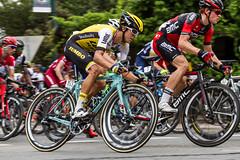 George Bennet - Lotto Jumbo (red snapper 205) Tags: cycling cyclist racing pro adelaide sa southaustralia bianchi uci worldtour tdu georgebennet uciworldtour lottojumbo tourdownunder2016
