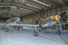 "Curtiss P-40C warhawk, 41-13357, ""10AB160"", G-CIIO+TF-51D, P-51D-25-NT, 44-84857, G-TFSI, flies as 44-14561, CY*D, Miss Velma (georgeland675) Tags: kansas eto cyd p51d warhawk 8thairforce missvelma 4414561 55thfightergroup 343rdfightersquadron curtissp40c chanutefield 39159 4113357 tf51d25nt gtfsi 10ab160 4484857 captfrankebirtciel nuthampsteadandwormington modelh81a3 usedasapersonalhackforbasecommanders"