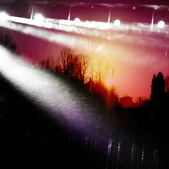 Morning fusion (lifeinapixel) Tags: light sunrise landscape ray stripes fusion multiexposure sovrapposizione