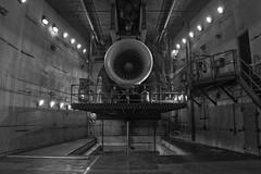 Pratt & Whitney PW2000 Engine Testing 1 - B&W (CAUT) Tags: madrid bw espaa plane spain nikon aircraft aviation engine bn maintenance motor flugzeug turbine avion iberia turbina aviacion 2016 d610 caut mantenimiento iberiamaintenance nikond610