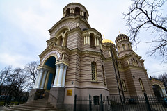 Orthodox Cathedral (.) Tags: city lens nikon baltic latvia tokina riga lettland latvija d7100 1116mm
