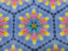 psychedelic sekka itajime shibori silk scarf/panel (asiadyer) Tags: japan scarf japanese geometry silk symmetry gift sacred buy present psychedelic seki psychedelica sekka sacredgeometry sekkaitajime japanetsy