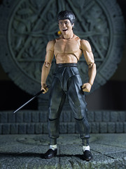 ~ (KVN Yeh) Tags: toy toys action figure brucelee bandai shfiguarts