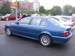 BMW 525i E39 (nakhon100) Tags: cars bmw 525i 5series 5er e39