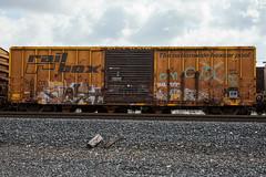 (o texano) Tags: bench graffiti texas houston trains next dts mayhem freights nekst dsr a2m benching defthreats adikts