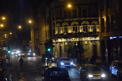 DSC_9624 Bus route #205 Commercial Tavern Commercial Road London (photographer695) Tags: road bus london night route commercial tavern whitechapel 205