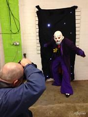 The Joker cosplay (the_gonz) Tags: sexy costume cool geek cosplay dccomics gotham comiccon sexyman arkham batmancosplay jokercosplay markosigonzarelligascoigne