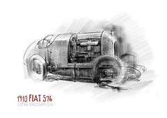 1911 Fiat S76