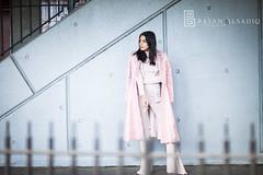 Haya Maraka | Instagram: @bayanalsadiq (Bayan AlSadiq) Tags: nyc newyorkcity travel red people newyork fashion