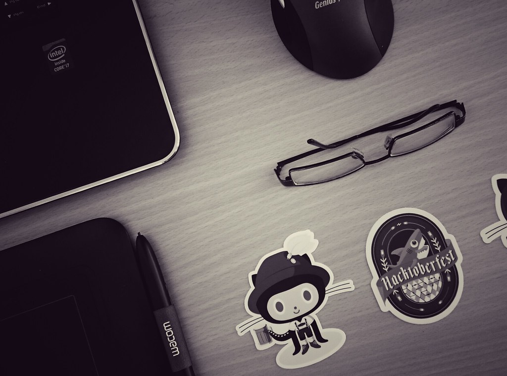 The World's Best Photos of github and sticker - Flickr Hive Mind