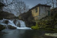 Molino (Explore) (Jose Cantorna) Tags: agua nikon paisaje molino burgos condado cascada treviño d610 saseta