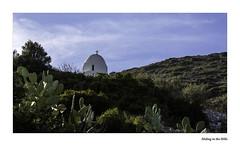7834  Cyclades Landscape (foxxyg2) Tags: blue sky green landscape churches chapels greece greekislands churche cyclades naxos islandhopping islandlife