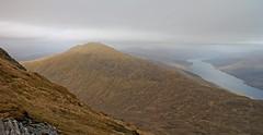 Sgurr Mhurlagain (RoystonVasey) Tags: mountain canon eos scotland zoom m 1855mm stm loch corbett arkaig sgurr bheinn fraoch strathan mhurlagain