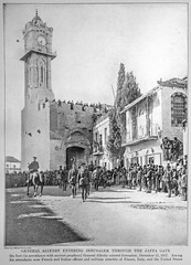 Colliers pg 116 General enters the Jaffa Gate (Madison Historical Society) Tags: old people usa history museum outside photo interesting nikon flickr image outdoor connecticut military country wwi picture ct places worldwari madison weapon historical greatwar firstworldwar route1 mhs photoalbum conn 1stworldwar d600 clema bostonpostroad nikond600 madisonhistoricalsociety connecticutscenes madisonhistory bobgundersen charlottelevartsmemorialarchives charlottelevartsmemorialarchive