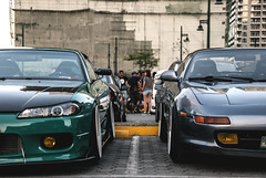S15 x SW20 (Justin Young Photography) Tags: cars nissan silvia manila toyota mr2 slammed stance s15 sw20 stancepilipinasmanilafitted