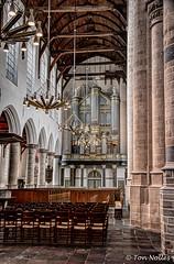 Delft-05.jpg (Nolleos) Tags: interieur delft kerk orgel oudekerk