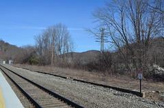 Abandoned Platform (rchrdcnnnghm) Tags: railroad abandoned platform depot conrail tuxedony orangecountyny erierailroad norfolksouthernrailroad erielackawannarailroad newjersytransitrailroad