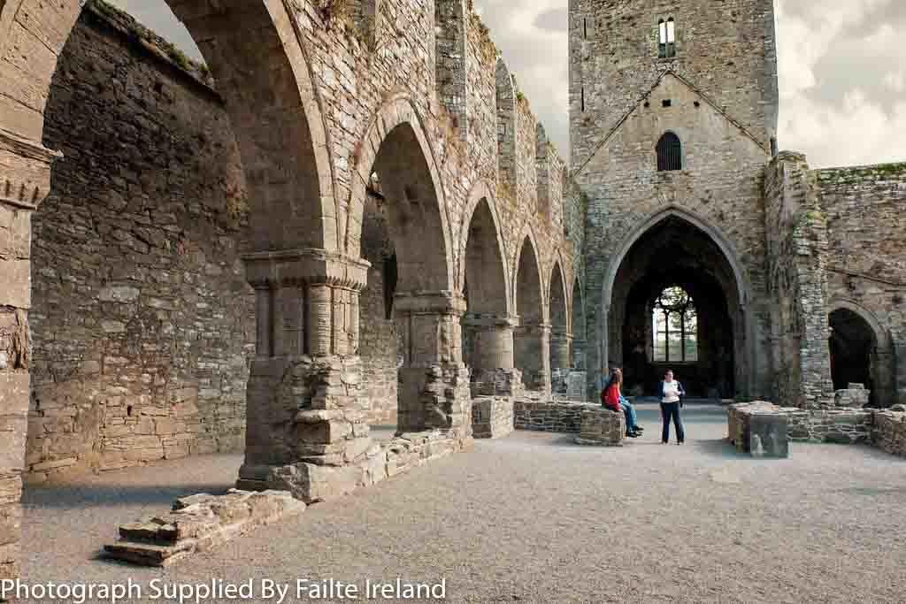 County Kilkenny - Jerpoint Abbey
