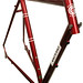 Gunnar Fastlane in Candy Red - Front View