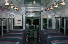 SEPTA NHSL 10-17-89 16 (jsmatlak) Tags: philadelphia electric train railway bullet interurban septa norristown brill pw