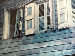 Shutters - BVI (verplanck) Tags: windows film tortola 1990 bvi britishvirginislands roadtown