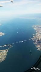 Vol Air France 083 (akunamatata) Tags: paris san francisco view air flight aerial vol hublot arien
