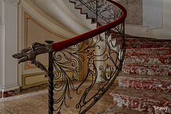 PDO-15 (StussyExplores) Tags: italy abandoned stairs decay grand explore villa mansion manor exploration pdo urbex