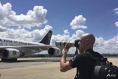 #EdForceOne (Aeroporto de Braslia) Tags: braslia iron aeroporto boeing maiden 747
