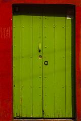 La puerta verde (edudelcorral) Tags: mxico sanmigueldeallende guanajuato
