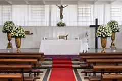 20160423_loyola_0566 (Maria Viriato Decoracoes) Tags: igreja loyola enfeites decorao ornamentos viriato ornamentao decoraodecasamento