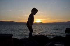 Yoav (Dan_lazar) Tags: trip family sunset mountain dan kids israel zimmer north kineret  noa yoav passover     miron  sigal  lazar