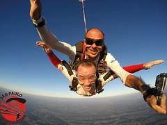 G0053216 (So Paulo Paraquedismo) Tags: skydive tandem freefall voo paraquedas quedalivre adrenalina saltar paraquedismo emocao saltoduplo saopauloparaquedismo