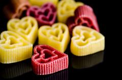 Pasta in heart shape (hjuengst) Tags: macro pasta makroaufnahme mm makro hmm heartshape nudeln herzform macromondays beginswiththeletterp