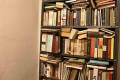 The Book Thiefs Swiss Bank Locker (Mayank Austen Soofi) Tags: book swiss library delhi bank account walla the thiefs