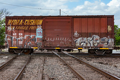 (o texano) Tags: bench graffiti texas houston trains d30 freights crae wyse a2m benching adikts