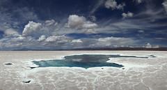 Salinas Grandes (Gdemiceu) Tags: sky naturaleza reflection nature water argentina clouds landscape agua paisaje salinas cielo nubes reflejo salar salta noa jujuy salinasgrandes norteargentino noroesteargentino