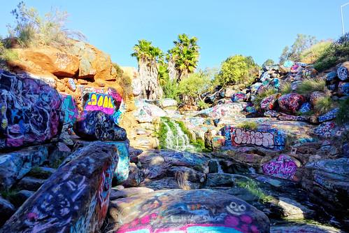 SDSU & Adobe Falls - San Diego