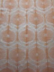 chale katano garance sur sergé de laine