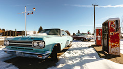 Here They Rest (John Westrock) Tags: winter cars gasstation classics pacificnorthwest washingtonstate colfax canoneos5dmarkiii canonef1635mmf4lis