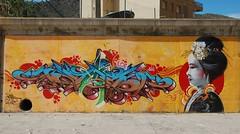 DosOne (tomatokid99) Tags: streetart art japan graffiti spain urbanart espana graff espagne japon colera lcf dosone