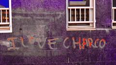 I Love Charco (Barbara Bonanno BNNRRB) Tags: calle lanzarote urbanexploration iloveyou 500 ilove arrecife reflexes elcharco ilovecharco