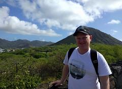 Koko Head Peak (JonathanWolfson) Tags: koko kokohead