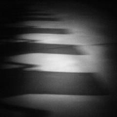 The pool (rustman) Tags: blackandwhite bw square iso3200 grain 11 pinhole slit worldwidepinholephotographyday 22mm gf1 f128 dynamicblackandwhite panasoniclumixgf1 pinwide wanderlustpinwideslit