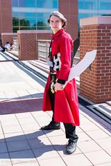 160402-0597 Nashicon (WashuOtaku) Tags: anime cosplay southcarolina columbia archer 2016 fatestaynight 50mmf14g nikond800  nashicon columbiametropolitanconventioncenter