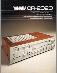 Yamaha CR-2020 (RealRedRaider) Tags: wood boss japan vintage am amazing tank smooth oldschool full stereo round yamaha beast pace 1978 1970s sublime fm 1979 receiver rhythm mellow beastmode naturalsound cr2020