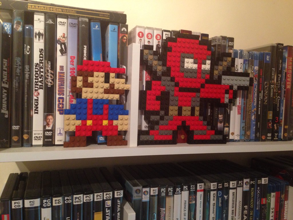 The world 39 s best photos of 8bit and lego flickr hive mind for 8 bit decoration